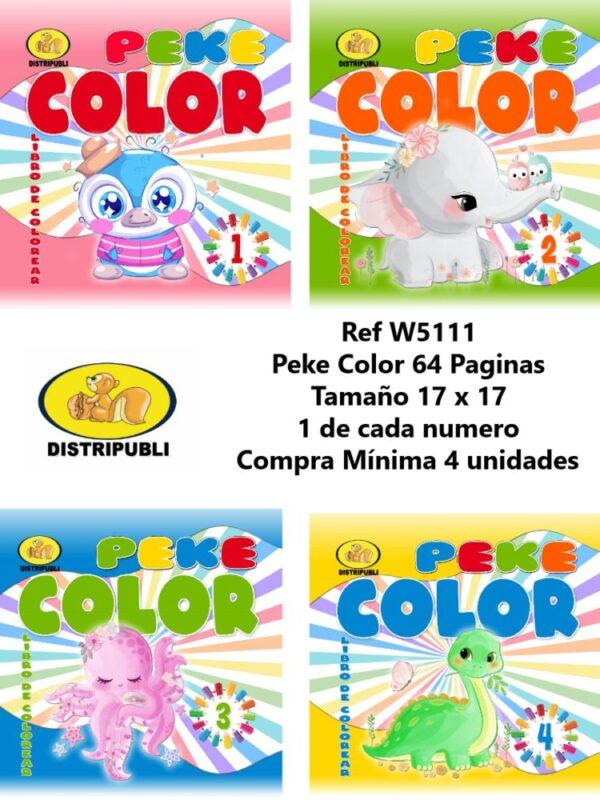 Colorea Peke Color