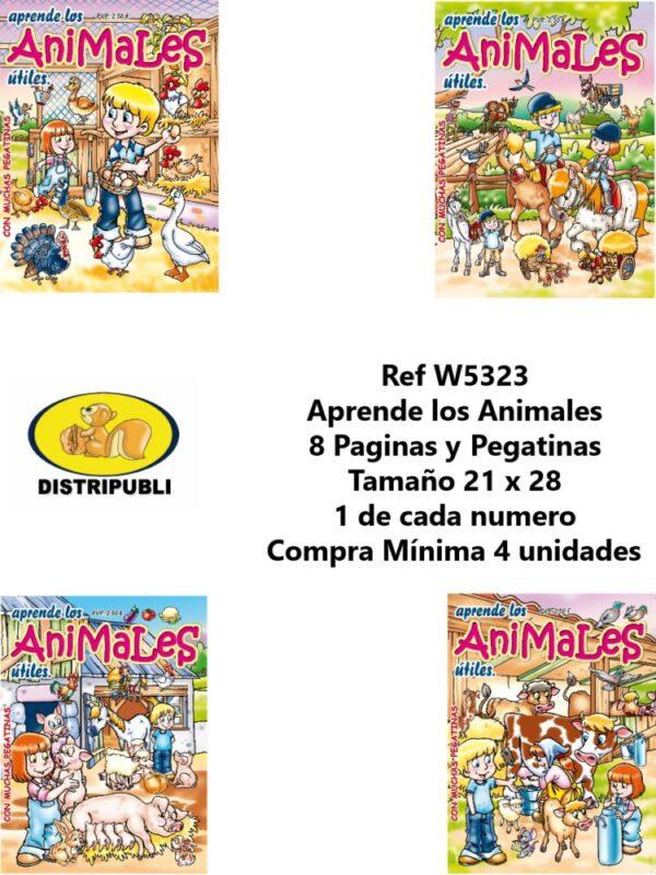 Aprende de los Animales